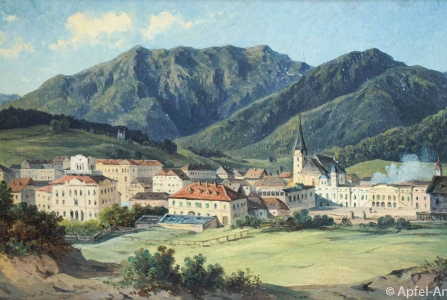 LAFITE, Carl  BAD ISCHL around 1890